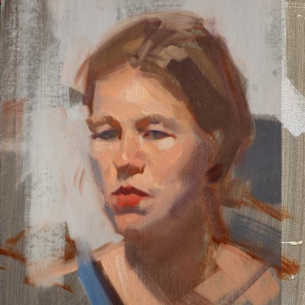 'Kate' by David Shevlino
